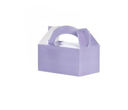 Paper Party Lunch Box 5pk