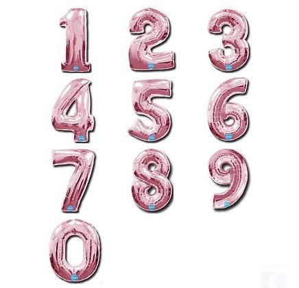 Foil Number