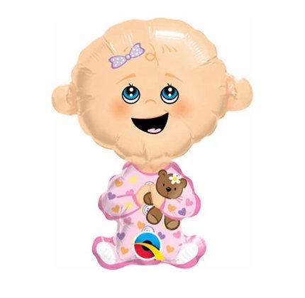 Baby Girl Foil