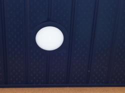 Flat Panel LED Pot Light