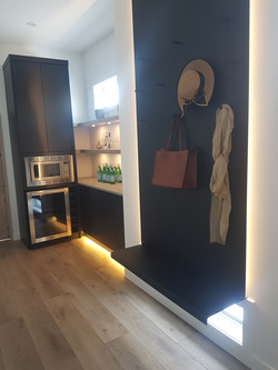 Mud Room/Pantry Accents