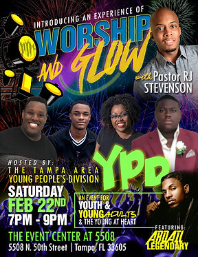 Worship and Glow Tampa