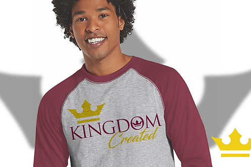 Kingdom Created T-Shirt