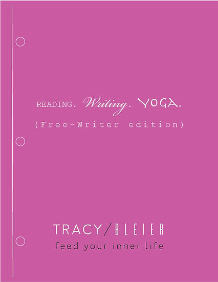 The FreeWriters: Reading, Writing,& Yoga edition