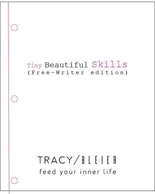 Tiny Beautiful Skills Free Writer editio
