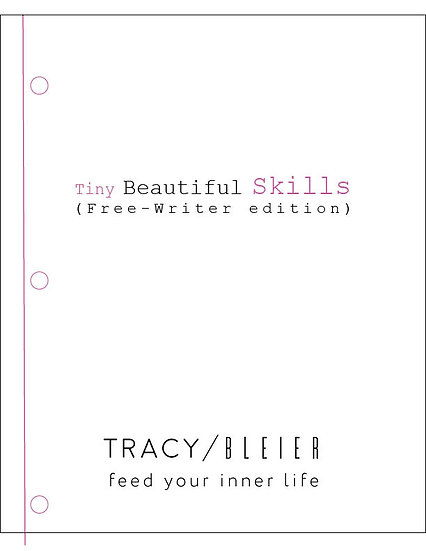 The FreeWriters: Tiny. Beautiful. Skills edition