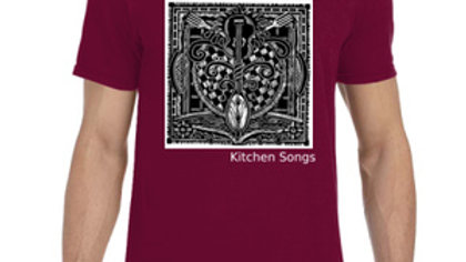 Kitchen Songs Tee Shirt