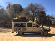 Camping in Kruger NP - Lycaon Safaris - South Africa