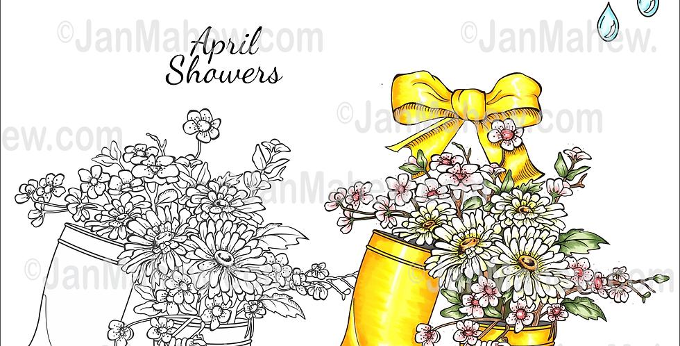 April Showers Promise