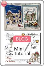 Christmas Cardinals  Blog Tutorial Pin J