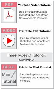 NEW Video Tutorial Instruction Pin Oct 2