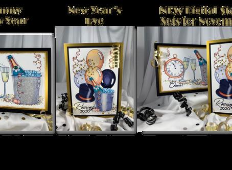 2 New Stamp Sets for November!