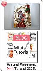 Harvest Scarecrow Mini Blog Tutorial Pin