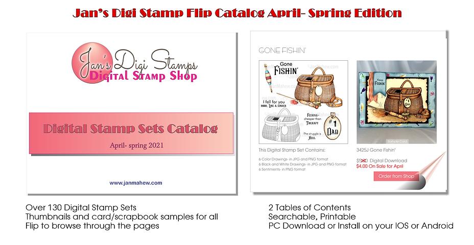 Flip Catalog Landing Page Ad April 2021.