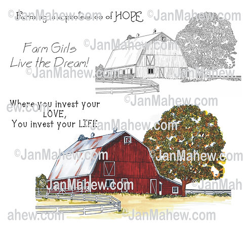 West Main Barn