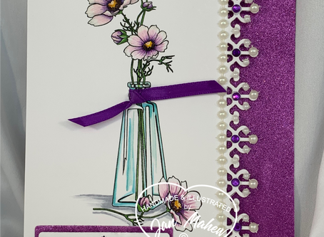 WILD FLOWER BLOSSOMS- New Cards!