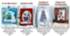 New Christmas Cards Ad Clear Shadow 2019