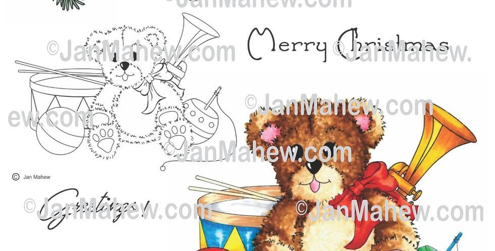 Toyland Bear