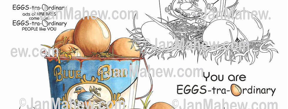 Eggs-tra-Ordinary Acts