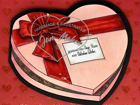 VALENTINE WISHES (Card 2)