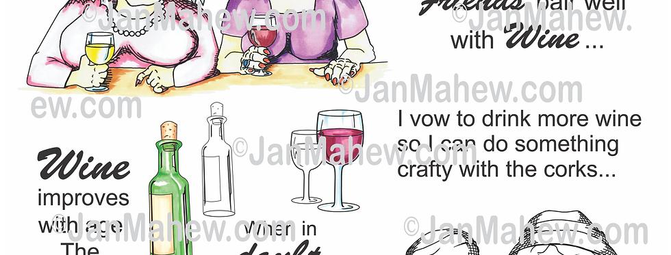 Wine Friends