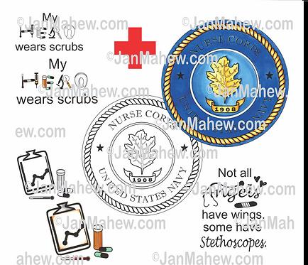 Naval Nurse Corps