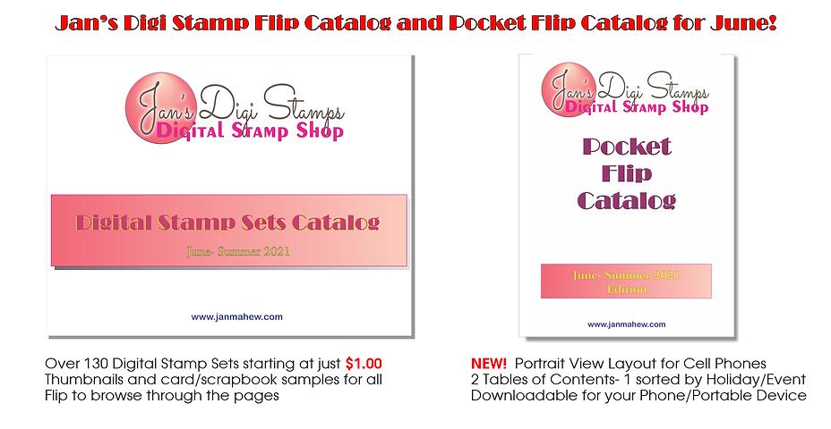 Flip Catalogs Landing Page Ad June 2021.
