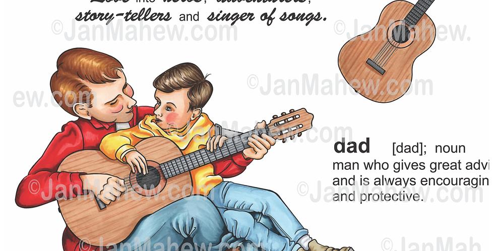 Dad & Son