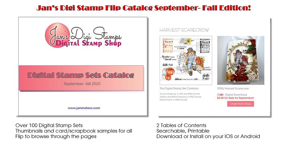 Flip Catalog Landing Page Ad September F