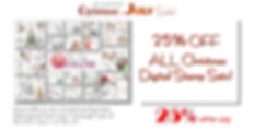 Christmas in July Landing Page Ad July 2