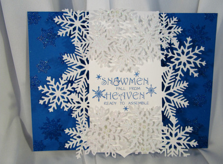 Fun Holiday Sentiments Card- a Bit Late!