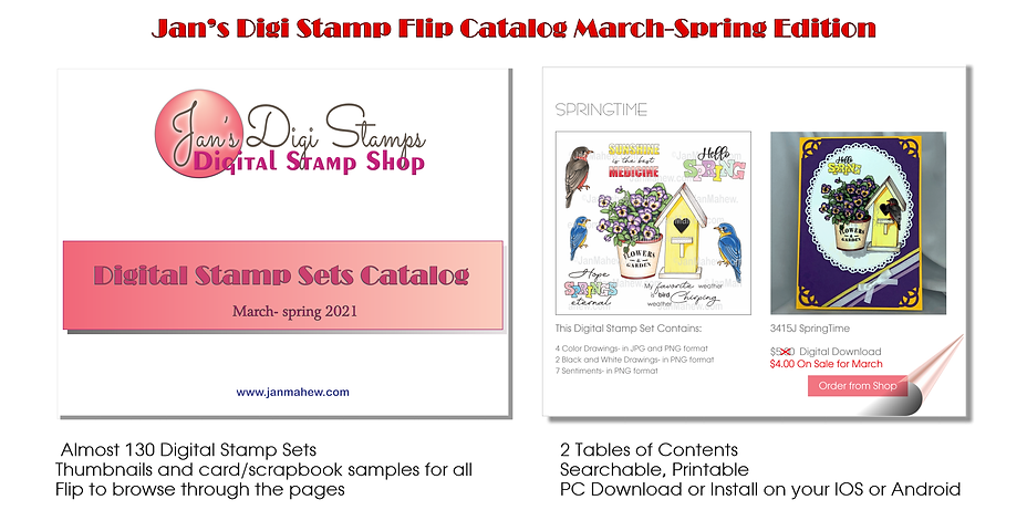 Flip Catalog Landing Page Ad March 2021.