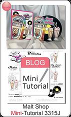 New Mini Blog Tutorial Pin Malt Shop Jul