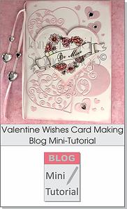 Valentine Wishes Card 1 Blog Tutorial Pi