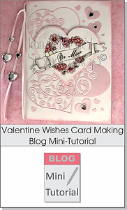 Valentine Wishes Card 1 Blog Tutorial Pi