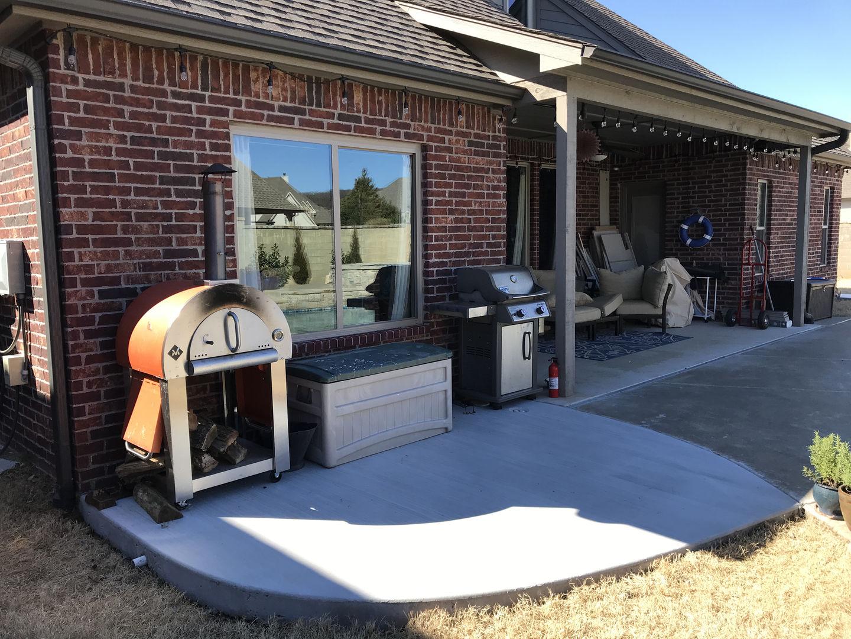 Beech Porch Upgrade