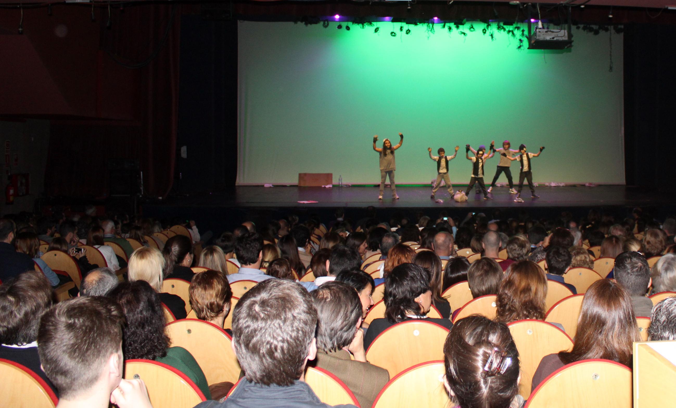GALA DE NAVIDAD 2015