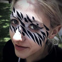 #fxmakeup #facepaint #facepainter #facepainting #facepaintingla  #losangelesfacepainter #partyentert