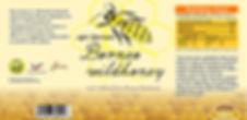 Tradewise Marketing -  Borneo Wild Honey Sticker 6 inch x 4 inch - 1 kg.jpg