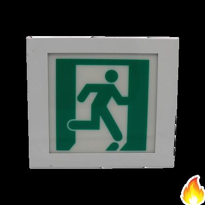 Auto-Source / Emerg. Light Guide LED Exit Sign Box / ALEDB160EB