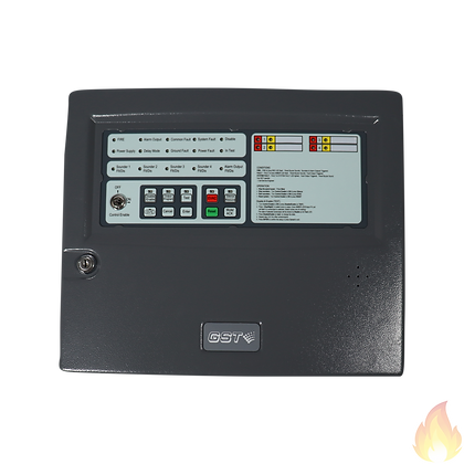 GST / Conventional Fire Alarm Panel, 4 zone / GST104A