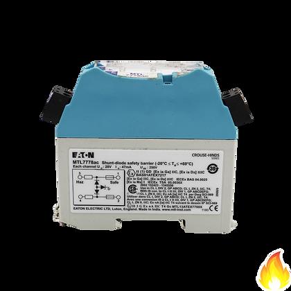 MTL / Shunt Diode Safety Barrier / MTL7778ac