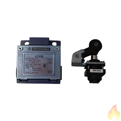 Supervisory Monitoring Switches - Telemecanique Micro-Switch