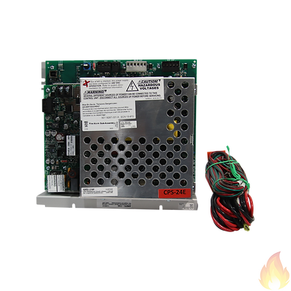Notifier / Addressable Power Supply, 240 VAC / AMPS-24E
