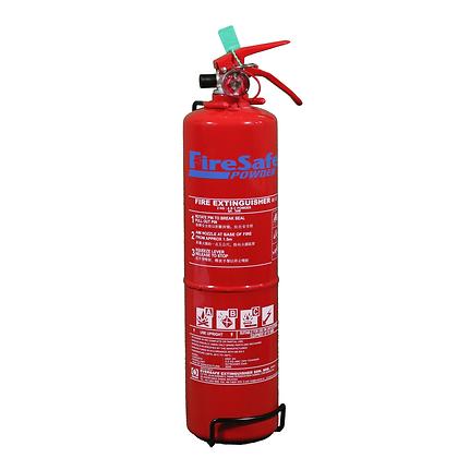 Firesafe 2KG ABC 乾粉式滅火筒 (EED 2N)