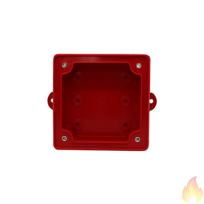 WBB-S/ Weather proof back box for alarm bell, non metal