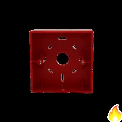 BBS-X/ Breakglass-MCP wall mount base box 3件頭(舊款) 薄