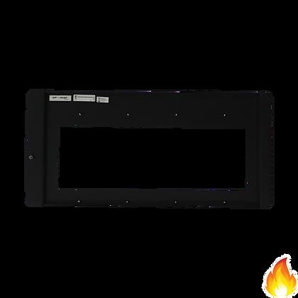 Notifier / Dress Plate, Display, Black / DP-DISP