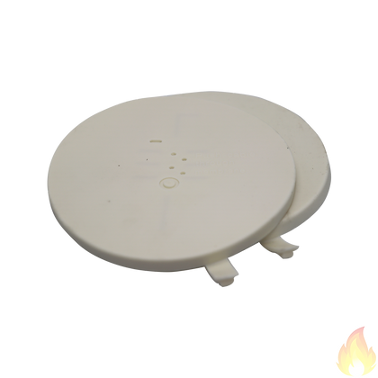 Simplex / PVC Detector Base w/Packing Bag / 4098-9848