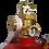 Thumbnail: Kidde / FM200 ECS-360 Series 125lb. (51L) Cylinder / 90-100125-001